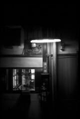 * (historicist) Tags: bw white black film japan night 35mm 50mm nikon kyoto 2000 nacht millenium rangefinder scala nikkor agfa schwarzweiss s3 2009 rf kleinbild camniks32000 lens50millenium