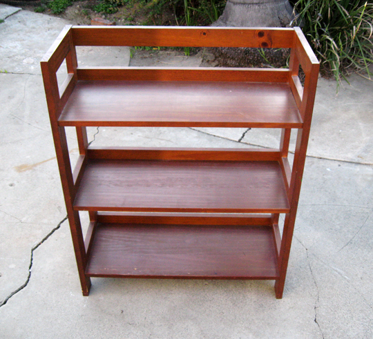 wood shelves+36x29x12