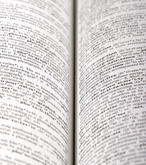dictionarypages (ByGeorge-co-nz) Tags: book pages dictionary