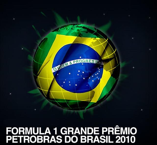 Banner GP Brasil #2010