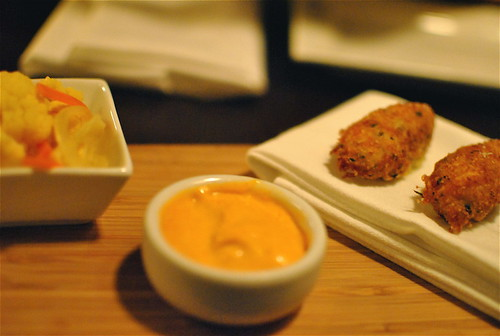 Bacala Croquettes With Aioli