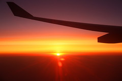Sunrise from the Sky (CarlosSilvestre62) Tags: sunrise australia qantas carlossilvestre62