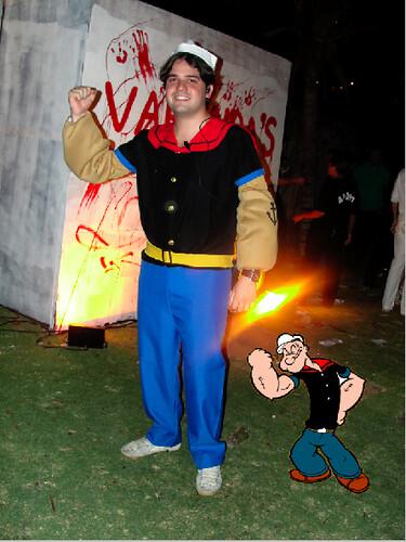Felipe Esteves - Halloween do Varanda's 06/11/10