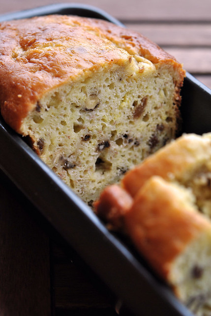 1.Banana bread