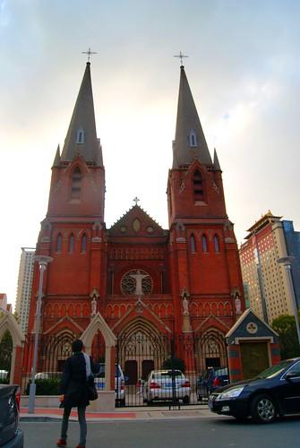St. Ignatius Cathedral, Xujiahui, Shanghai