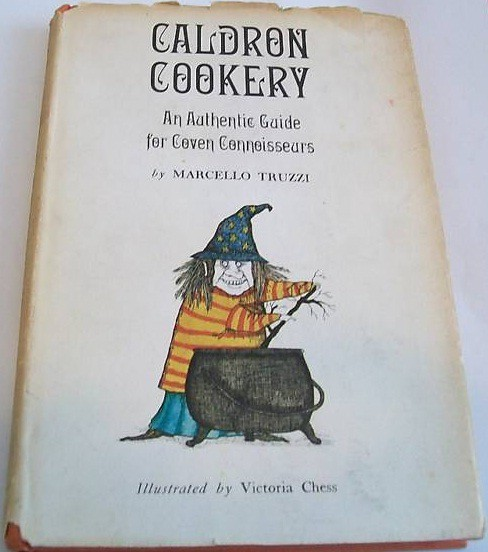Caldron Cookery Marcell Truzzi front cover