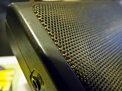 NPR junkie (Doug Churchill) Tags: detail macro closeup radio details macros closeups radios selectivefocus macromondays