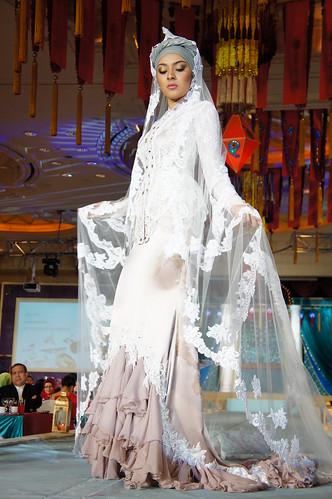 Islamic fashion festival 2010 - Ms malaysia 2010