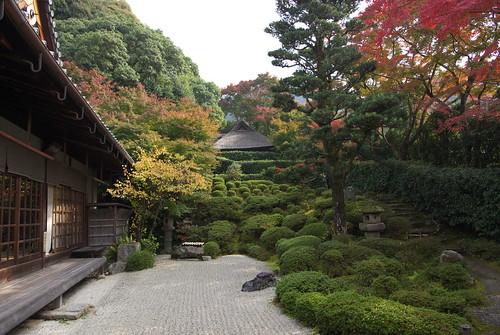 Konpukuji temple (金福寺)