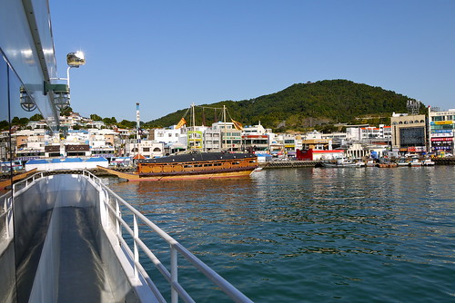 Tongyeong Port