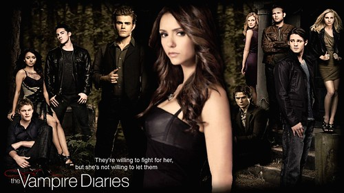 vampire diaries wallpaper katherine. A Vampire Diaries Wallpaper I