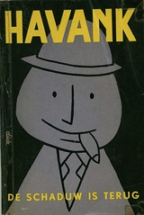 Hvkatlasterug (twincovercollector) Tags: mystery paperback crime miffy detective dickbruna havank
