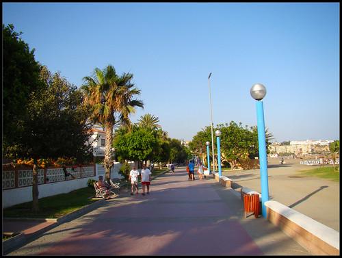 Paseo Marítimo Blas Infante
