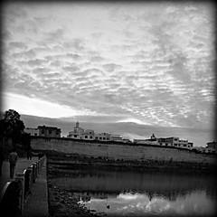 DMa13 (Domitilla Asquer) Tags: africa city travel sky reflection clouds river photo travels nuvole fiume cielo marocco viaggi viaggio citt riflesso domitillaasquer