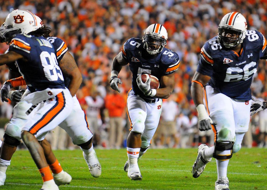 The Peripheral: Auburn Tigers vs Georgia Bulldogs