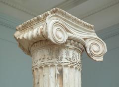 Ionic Capital, Erechtheion, Acropolis, Athens
