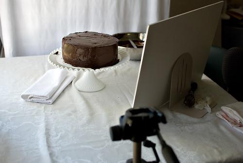 cake seutp