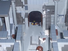 Lord of the Rings Custom Lego Moria 001