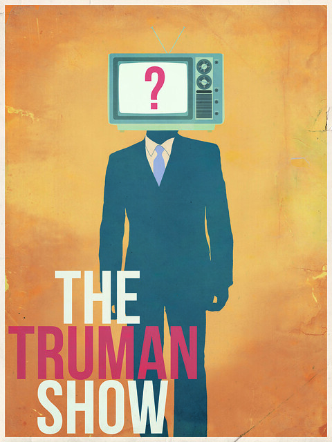 The Truman Show by christian frarey