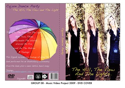 GROUP 08 Music DVD Cover