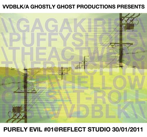 VVDBLK/AGGP Presents Purely Evil #01