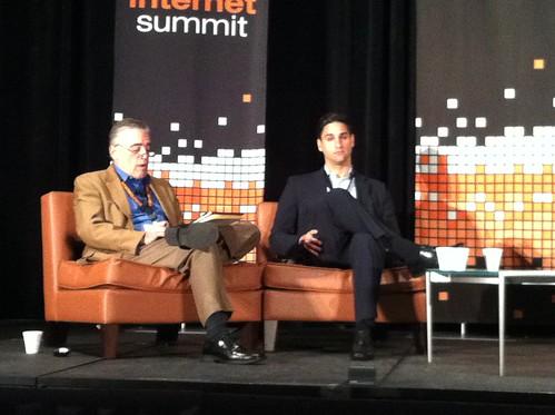 Consonus and Salesforce.com Cloud panelists at #isum10