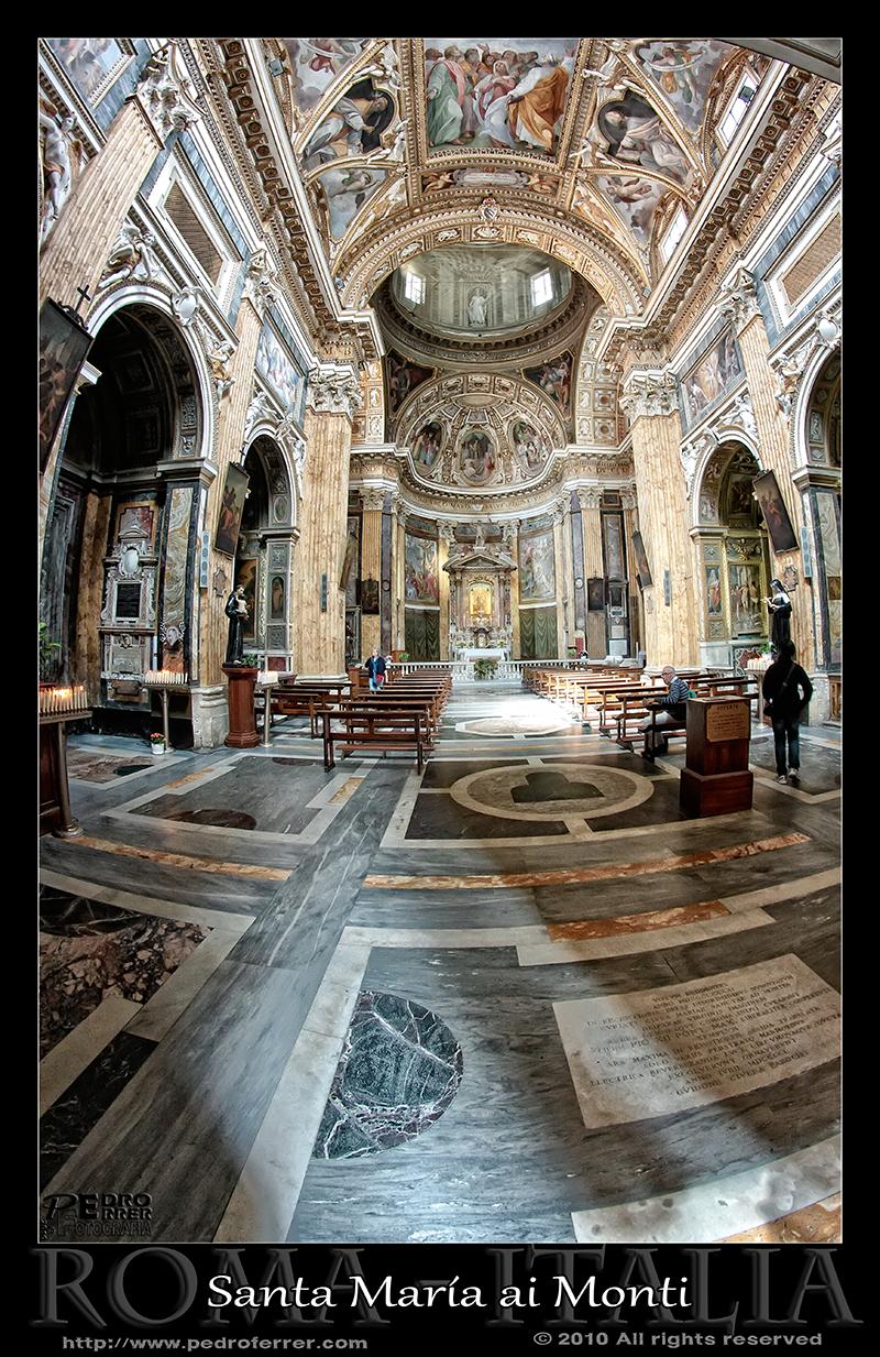 Roma - Santa María ai Monti