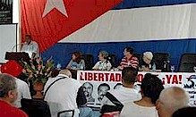 Cuban National Assembly Speaker Ricardo Alarcon appealing to U.S. President Barack Obama to do the right thing and order the release of the Cuban Five still being held illegally inside the United States federal prison system. by Pan-African News Wire File Photos