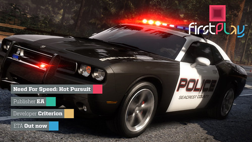 FirstPlay Episode 34 - Need For Speed: Hot Pursuit