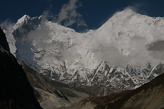 M. Everest (8848 m.) and M. Lhotse (8516 m.) from Kangshung valley (Tibet) (aspaccatini) Tags: tibet himalaya everest