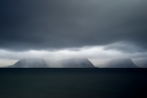 Some cool weather in the West Fjords