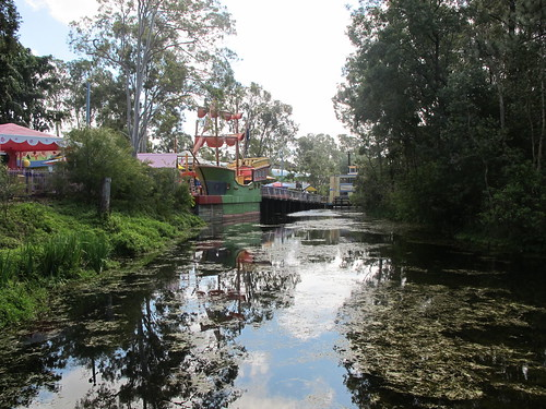 Dreamworld, Gold Coast Australiav
