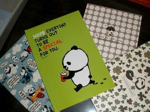 Korean Notebooks