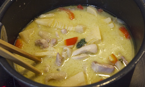 Green Curry #5