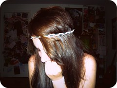 Bring me your love, tonight (Lily Kath) Tags: me girl self hair lily hippie headband segerson