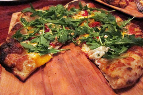 The Luggage Room Pizzeria: The Aristocrat