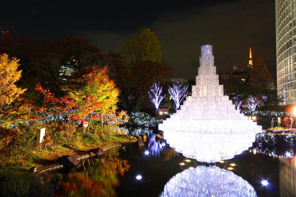Roppongi Hills Xmas illumination (10)