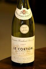 1997 Domaine Bouchard Père & Fils, Le Corton Grand Cru