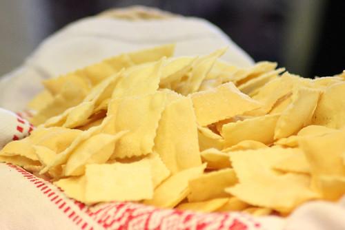 crackers di semola