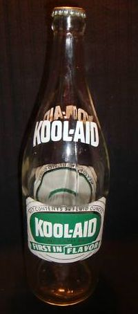 Kool-Aid bottle