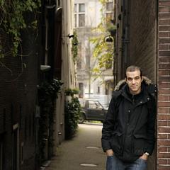 M. (milena mihaylova) Tags: street portrait urban man holland male amsterdam cool day brother young portraiture bro graphicdesigner mihata mihailmihaylov