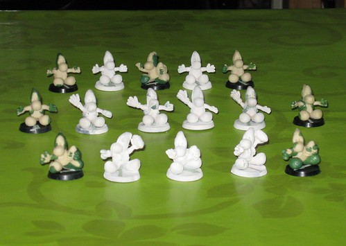 Equipo Macute de Blood Bowl (W.I.P.)