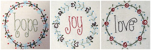 hope joy love