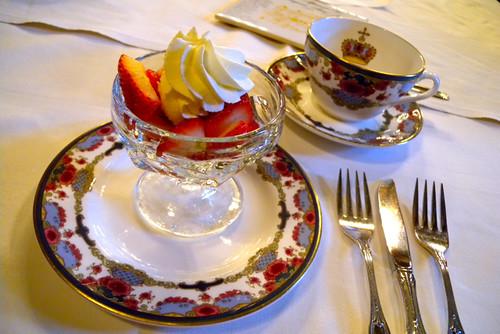 Afternoon Tea at the Fairmont Empress