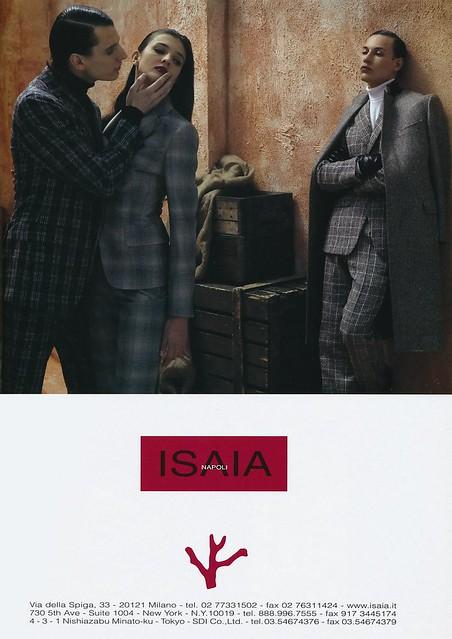 Sasha Gacsal5063_ISAIA(LEON61_2006_11)