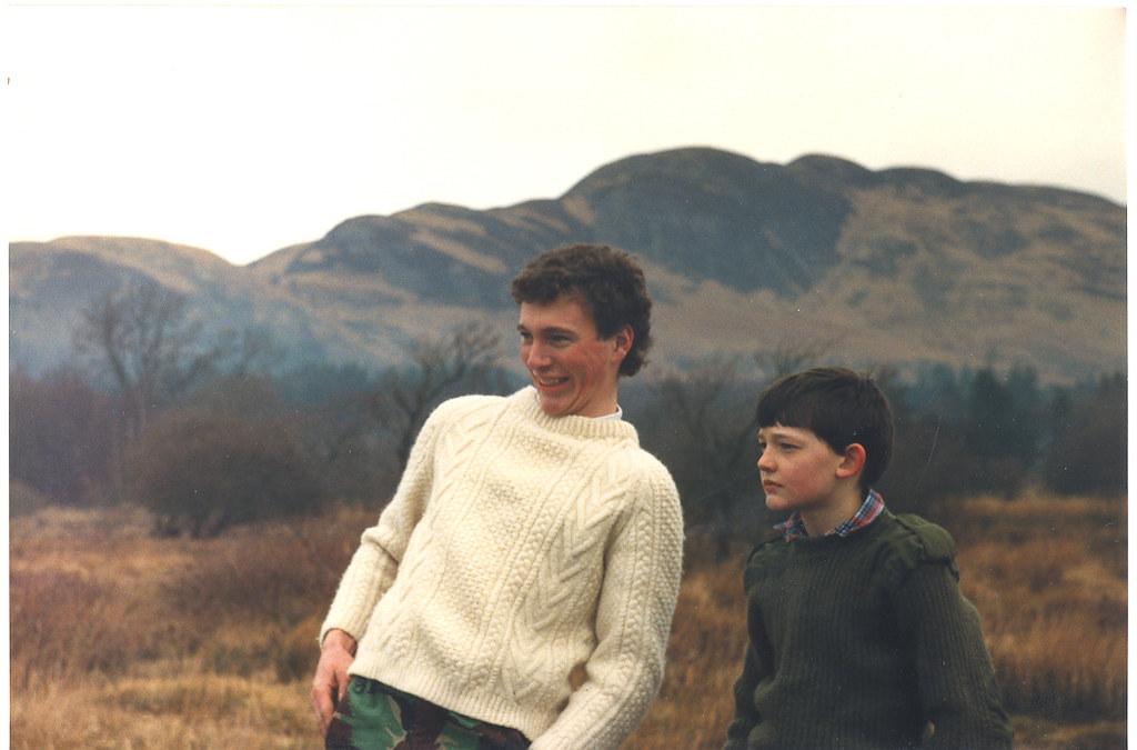 George Watson and Tony Nicoletti 1980s