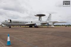 LX-N90455 - 22850 - NATO - Boeing E-3A Sentry - 100717 - Fairford - Steven Gray - IMG_8603