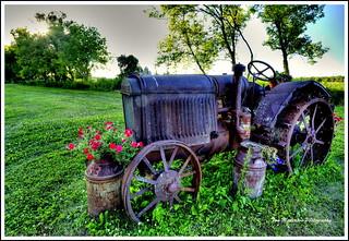 Iron-wheeled Wonder