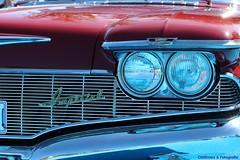 1960 Imperial Crown Coupé - AR-63-75 (Oldtimers en Fotografie) Tags: oldtimersfotografie photographerfransverschuren fotograaffransverschuren fransverschuren oldtimers oldtimer oldtimerevenement carshow oldtimertreffen classiccars classiccar klassiekers klassieker voitures voiture automobiles automobile oldcar oldcars 33eeditienationaleoldtimerdag oldtimerdaglelystad2017 oldtimerdaglelystad lelystad oldtimerdag ar6375 imperialcrowncoupé 1960imperialcrowncoupé 1960 imperialcrown coupé 1960imperialcrown classicuscars classicamericancars frontlight carddetail cardetails details