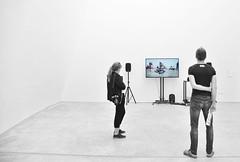 kunstraum (joachim.d.) Tags: documenta14 documenta europa kassel europe kunst art kunstraum video besucher visitors